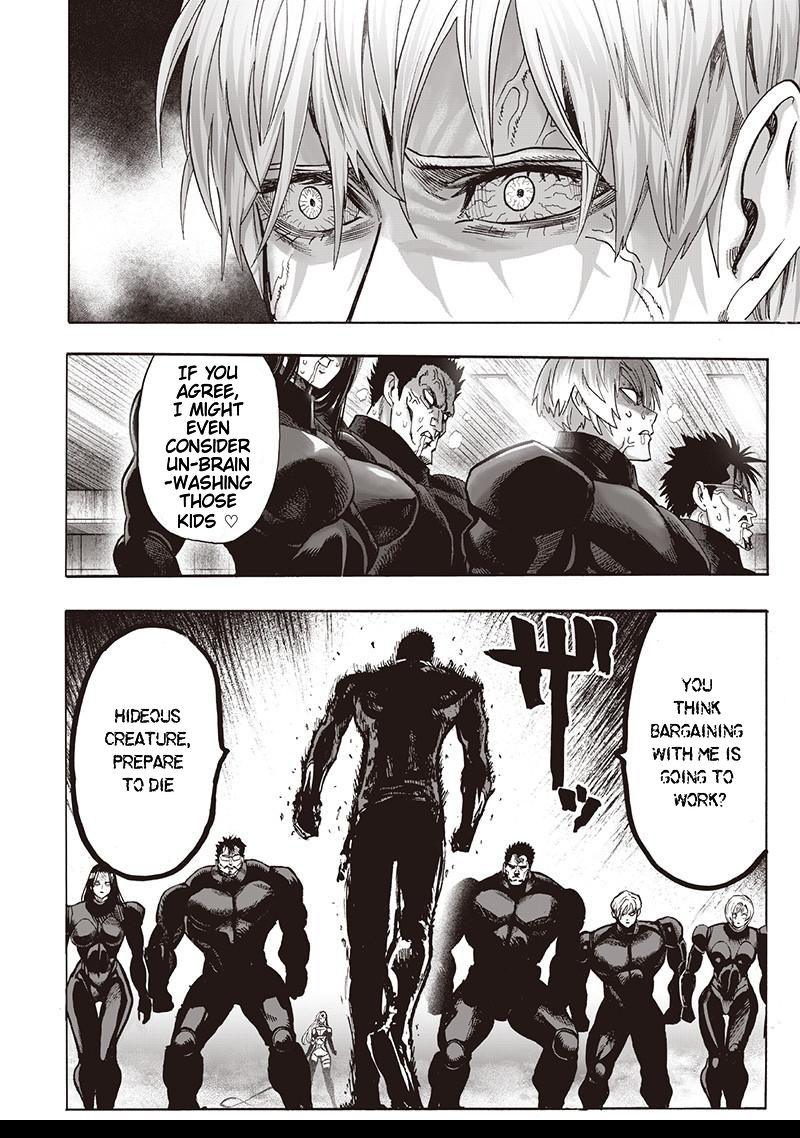 One Punch Man Chapter 103 Read Online Image 4