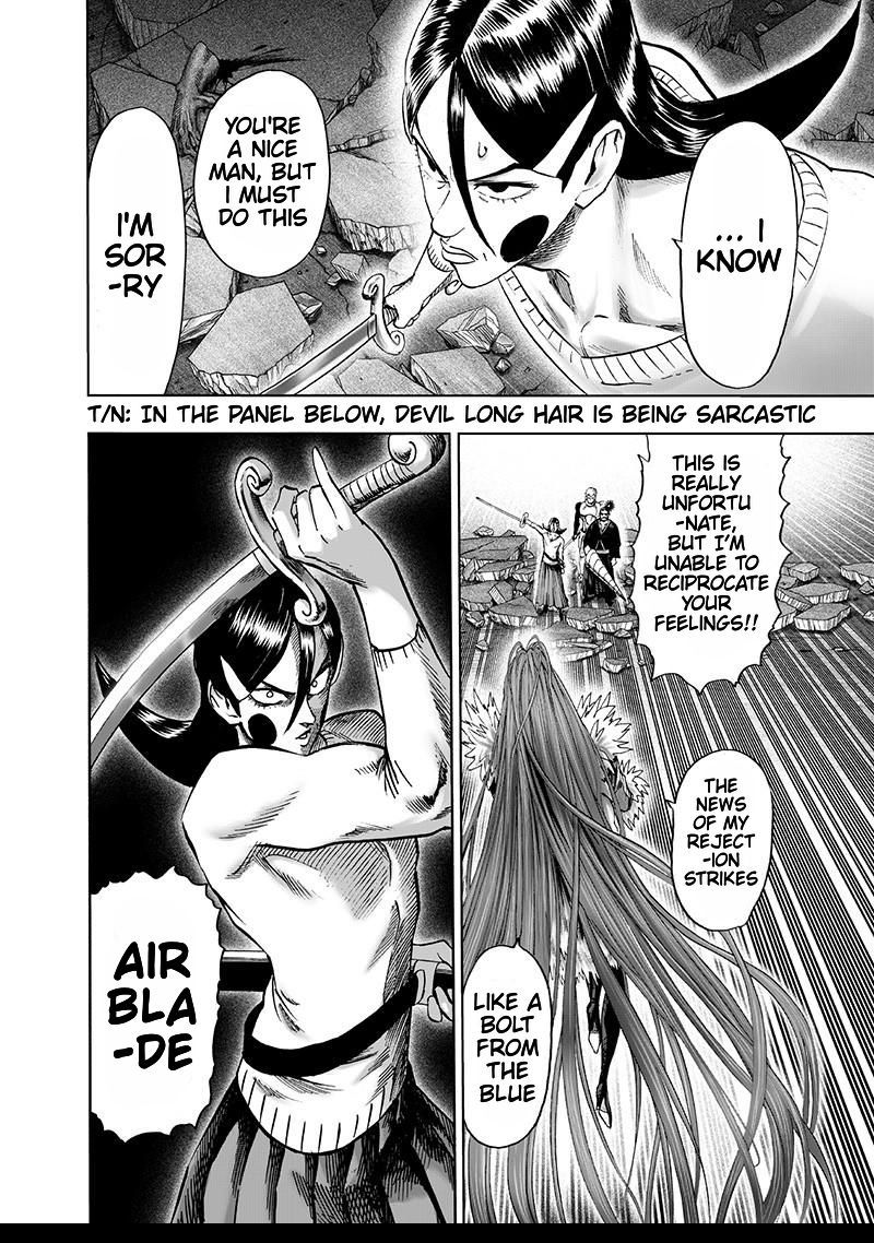 One Punch Man Chapter 104 Read Online Image 8
