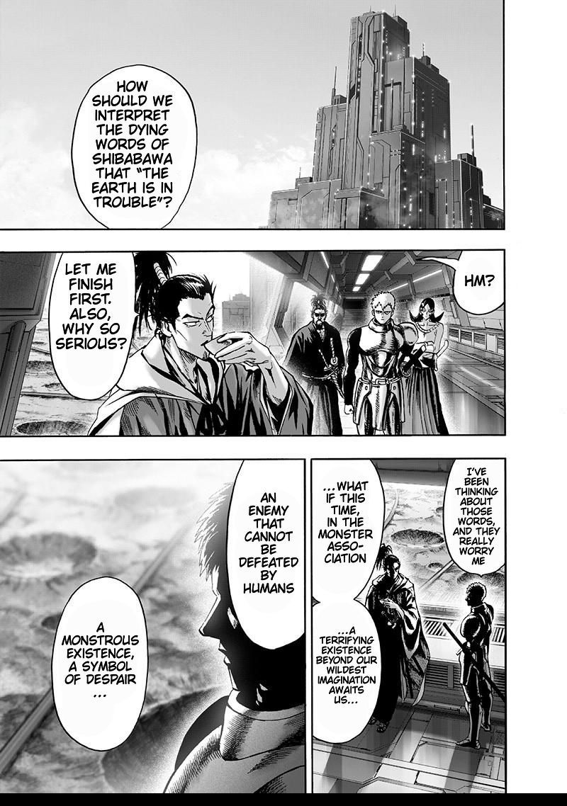 One Punch Man Chapter 104 Read Online Image 17