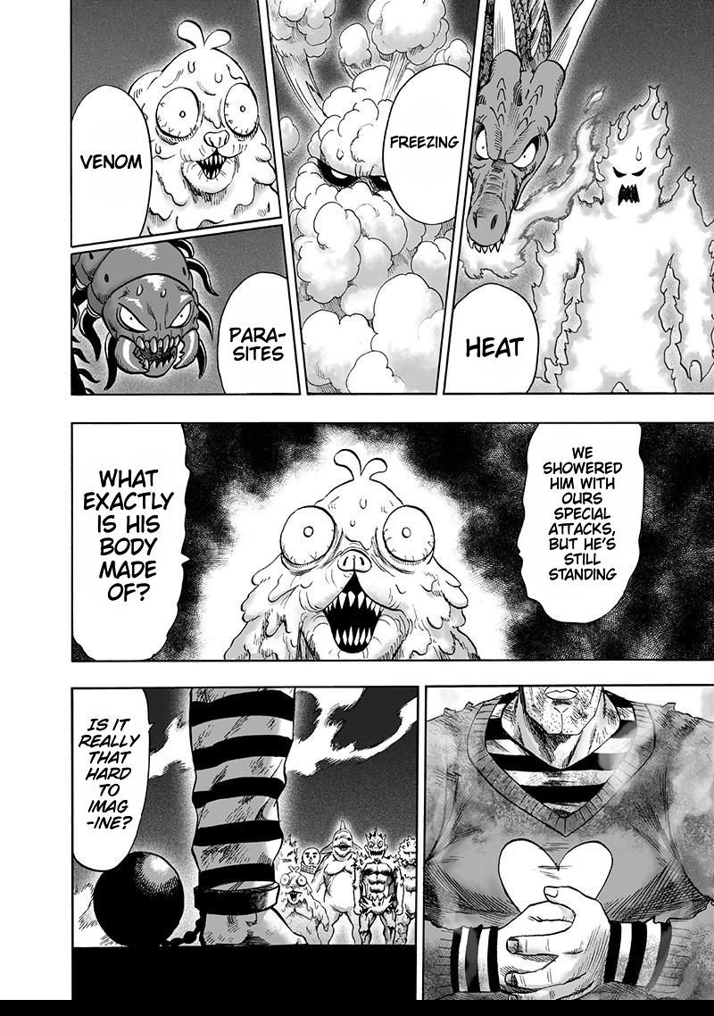 One Punch Man Chapter 105 Read Online Image 4