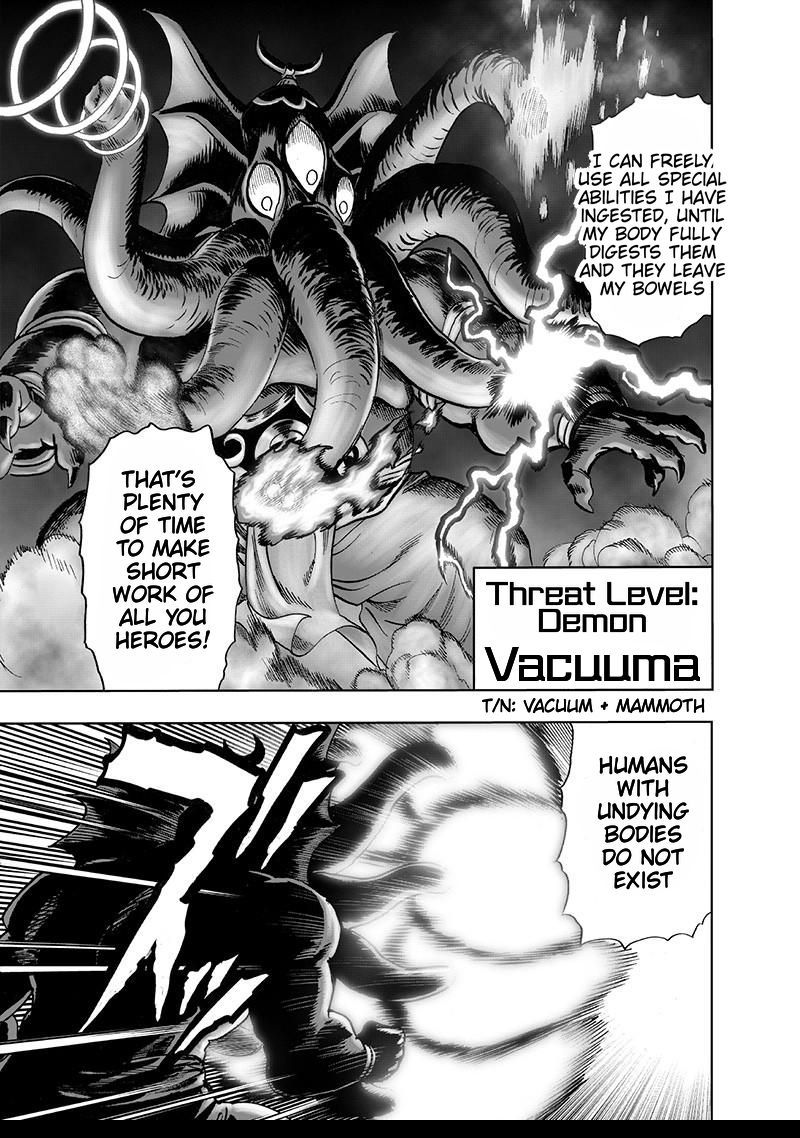 One Punch Man Chapter 105 Read Online Image 11