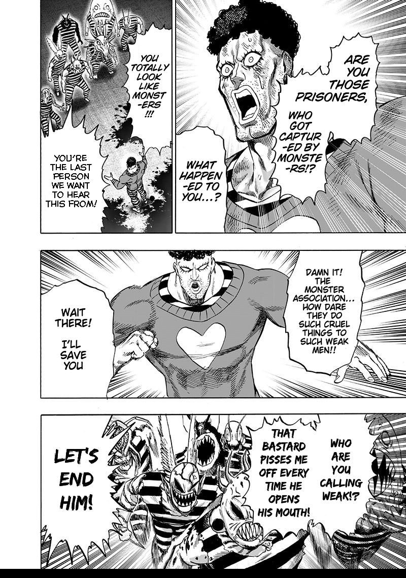 One Punch Man Chapter 105 Read Online Image 21