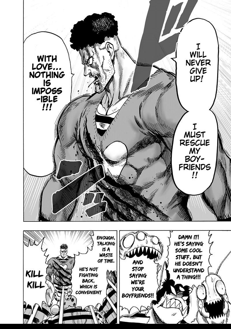 One Punch Man Chapter 105 Read Online Image 29