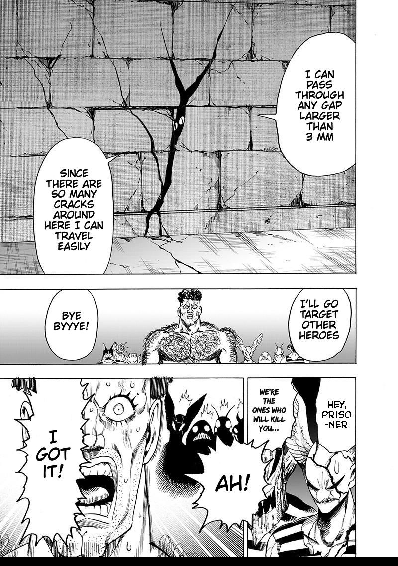 One Punch Man Chapter 105 Read Online Image 34