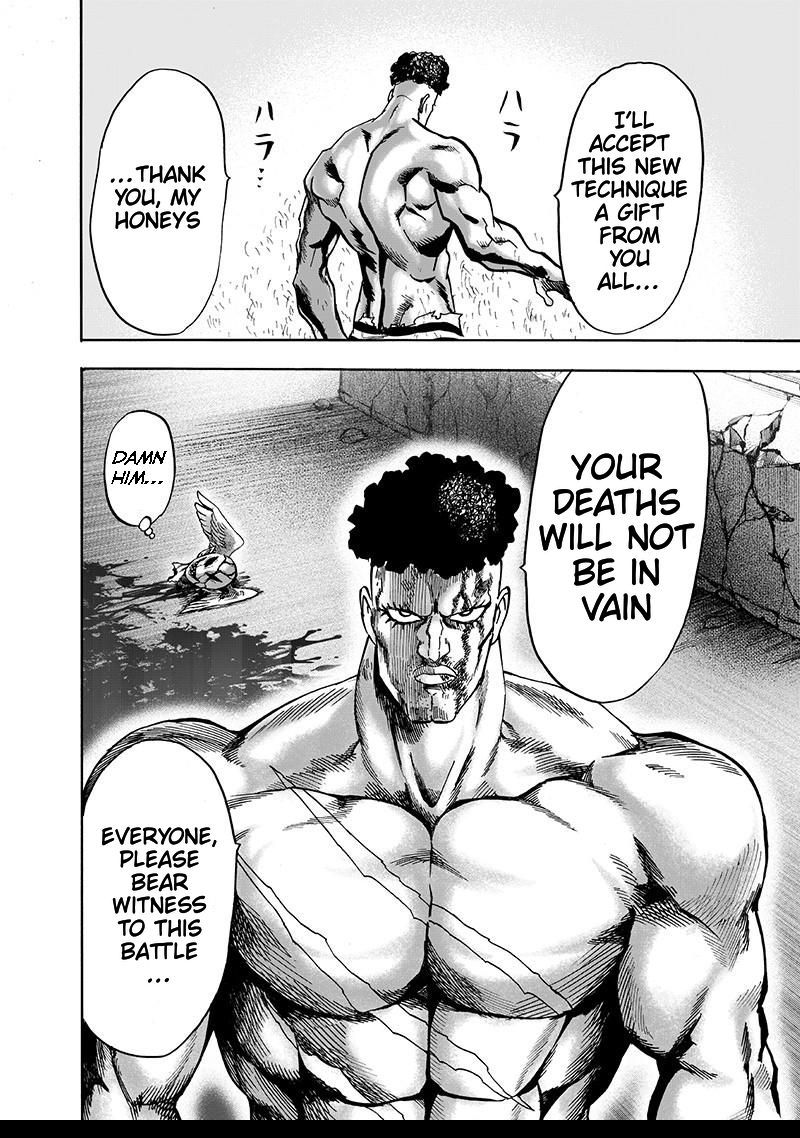 One Punch Man Chapter 105 Read Online Image 41
