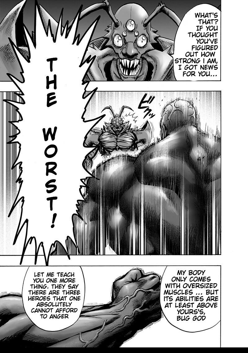 One Punch Man Chapter 106 Read Online Image 8