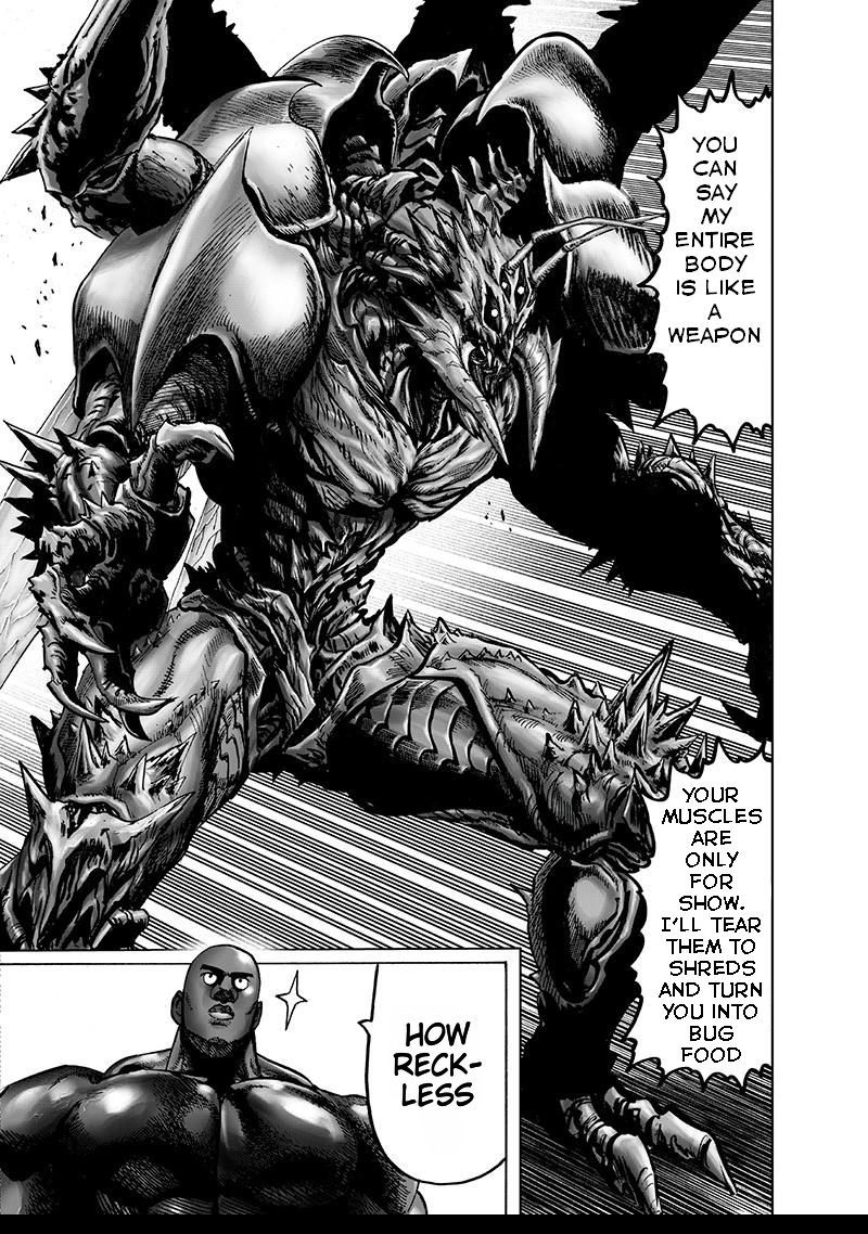 One Punch Man Chapter 106 Read Online Image 12