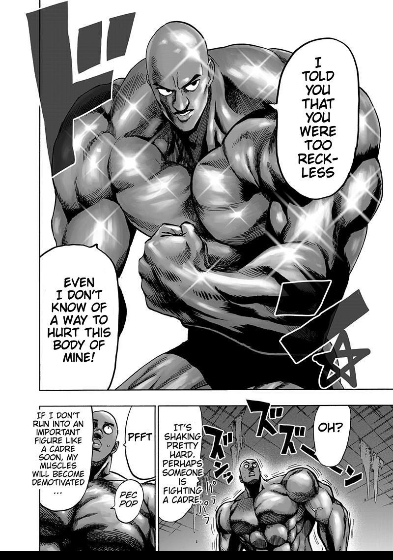 One Punch Man Chapter 106 Read Online Image 16