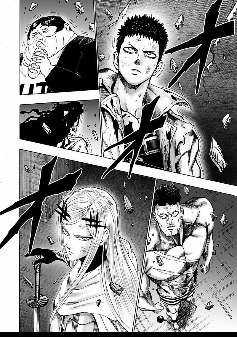 One Punch Man Chapter 106 Read Online Image 22