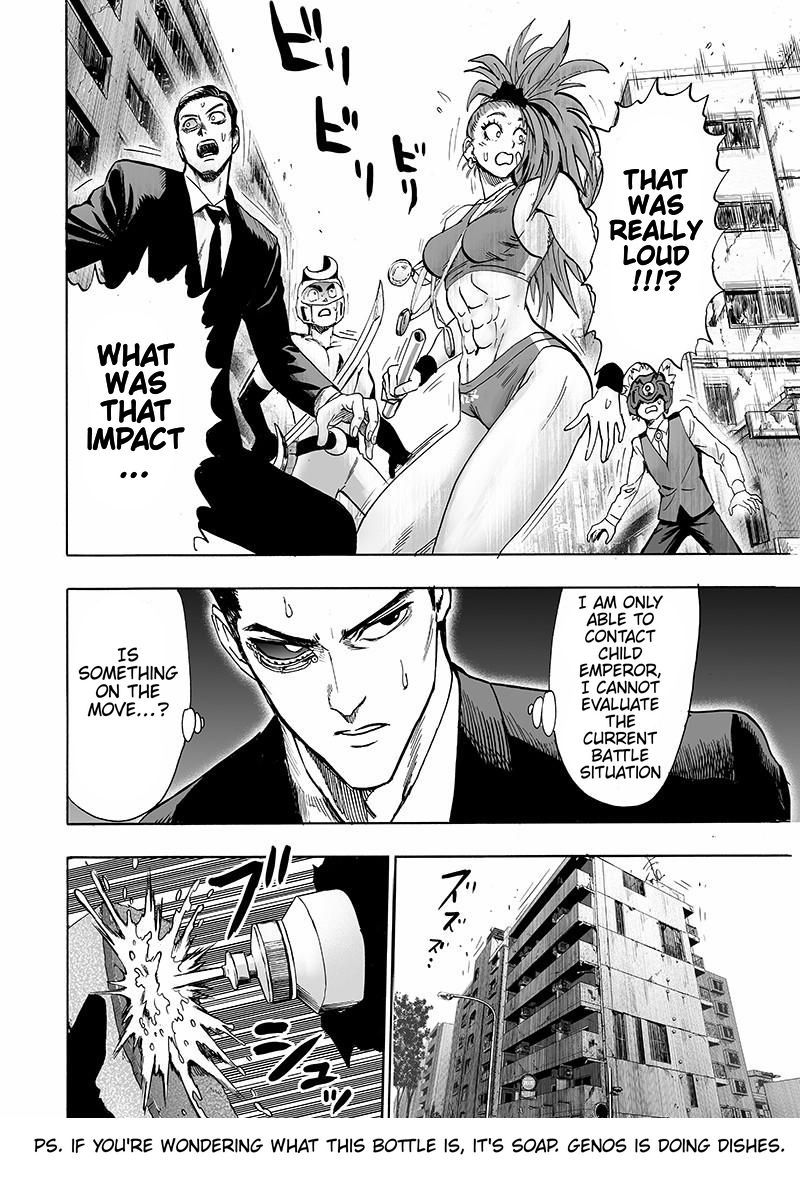 One Punch Man Chapter 106 Read Online Image 26