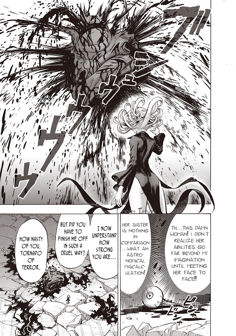 One Punch Man Chapter 107 Read Online Image 11