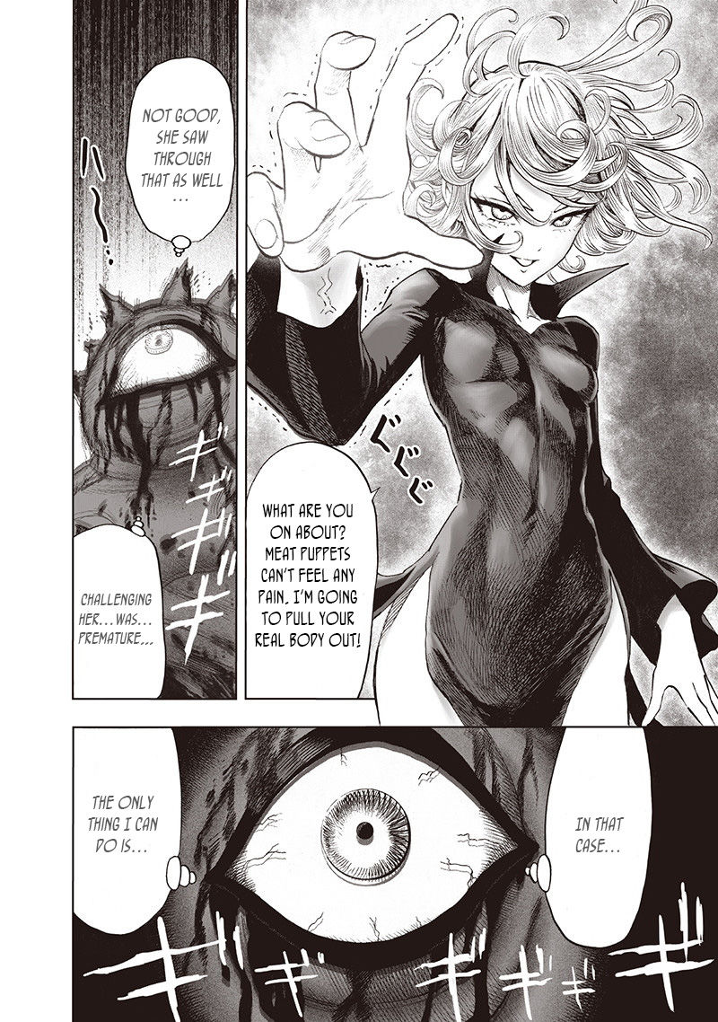 One Punch Man Chapter 107 Read Online Image 12