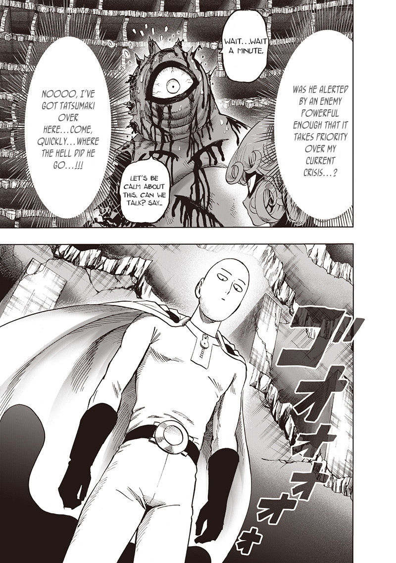 One Punch Man Chapter 107 Read Online Image 15