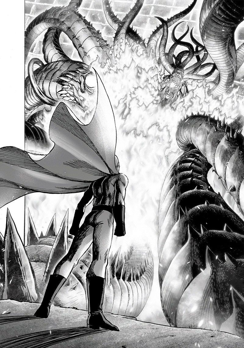 One Punch Man Chapter 108 Read Online Image 2