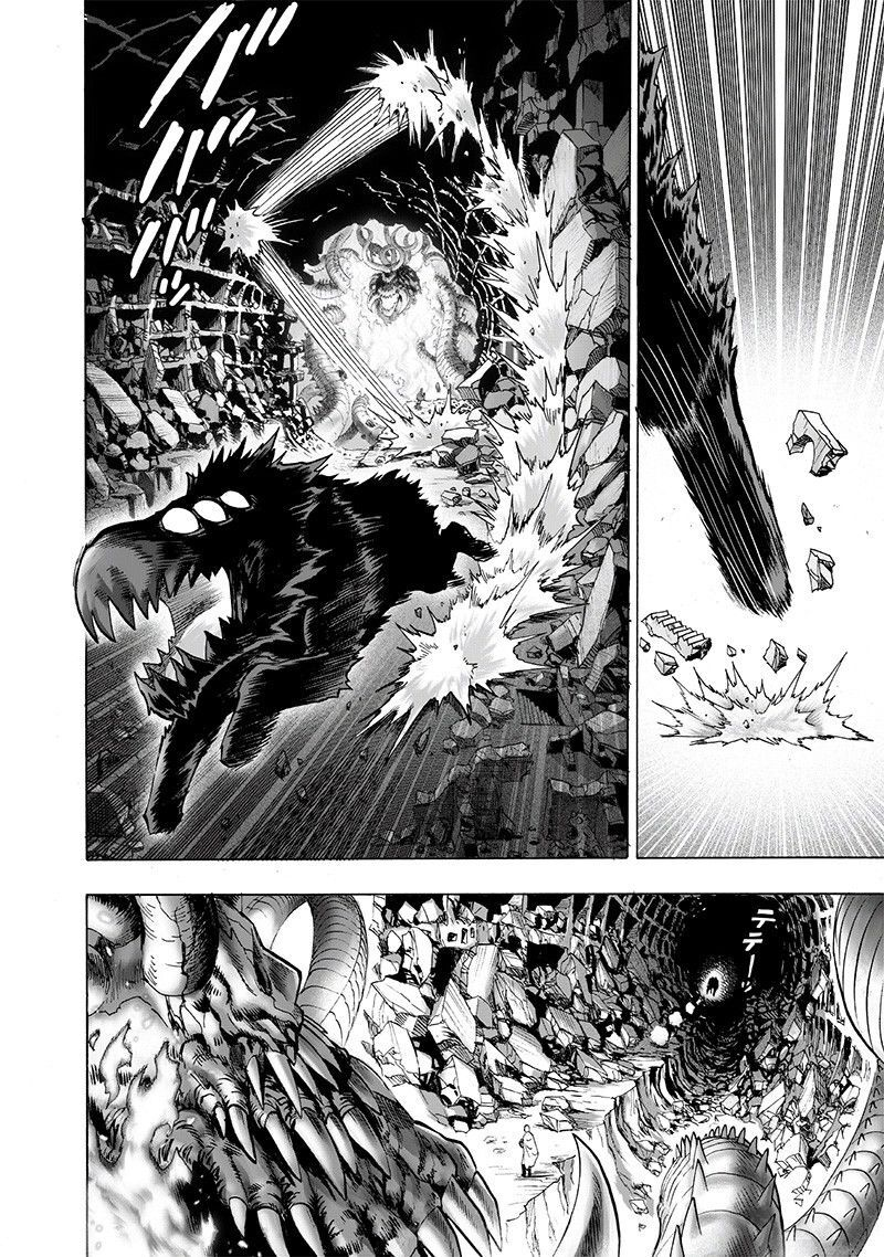 One Punch Man Chapter 108 Read Online Image 8
