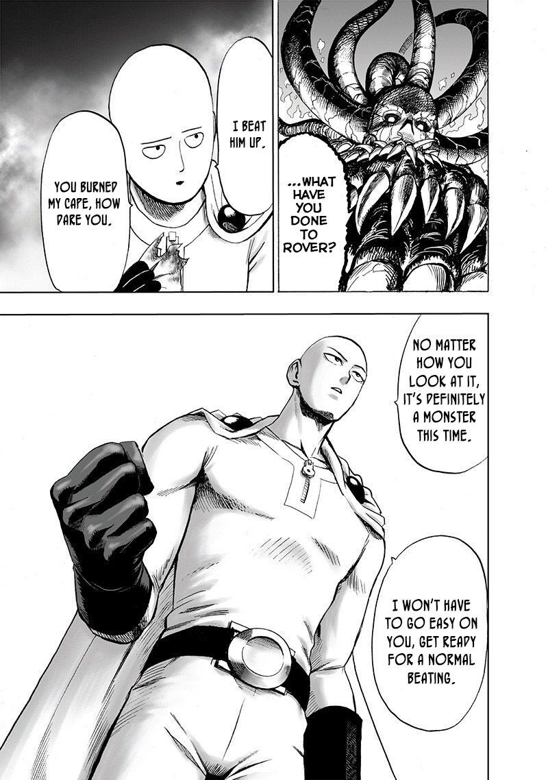 One Punch Man Chapter 108 Read Online Image 9