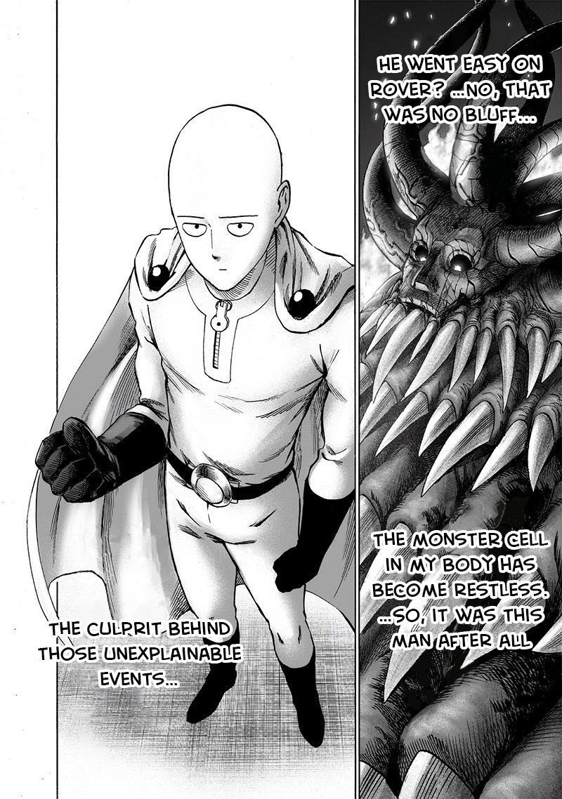 One Punch Man Chapter 108 Read Online Image 10