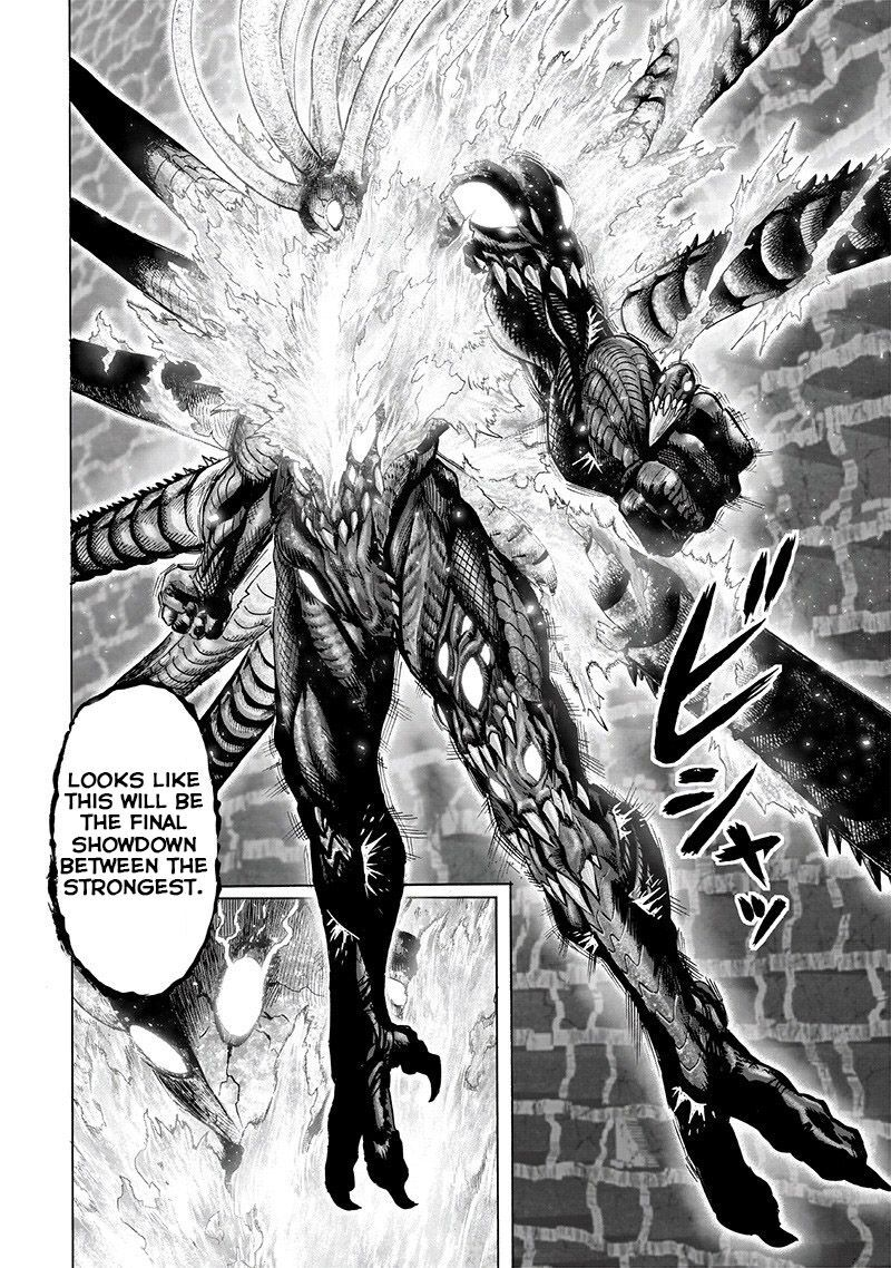 One Punch Man Chapter 108 Read Online Image 14