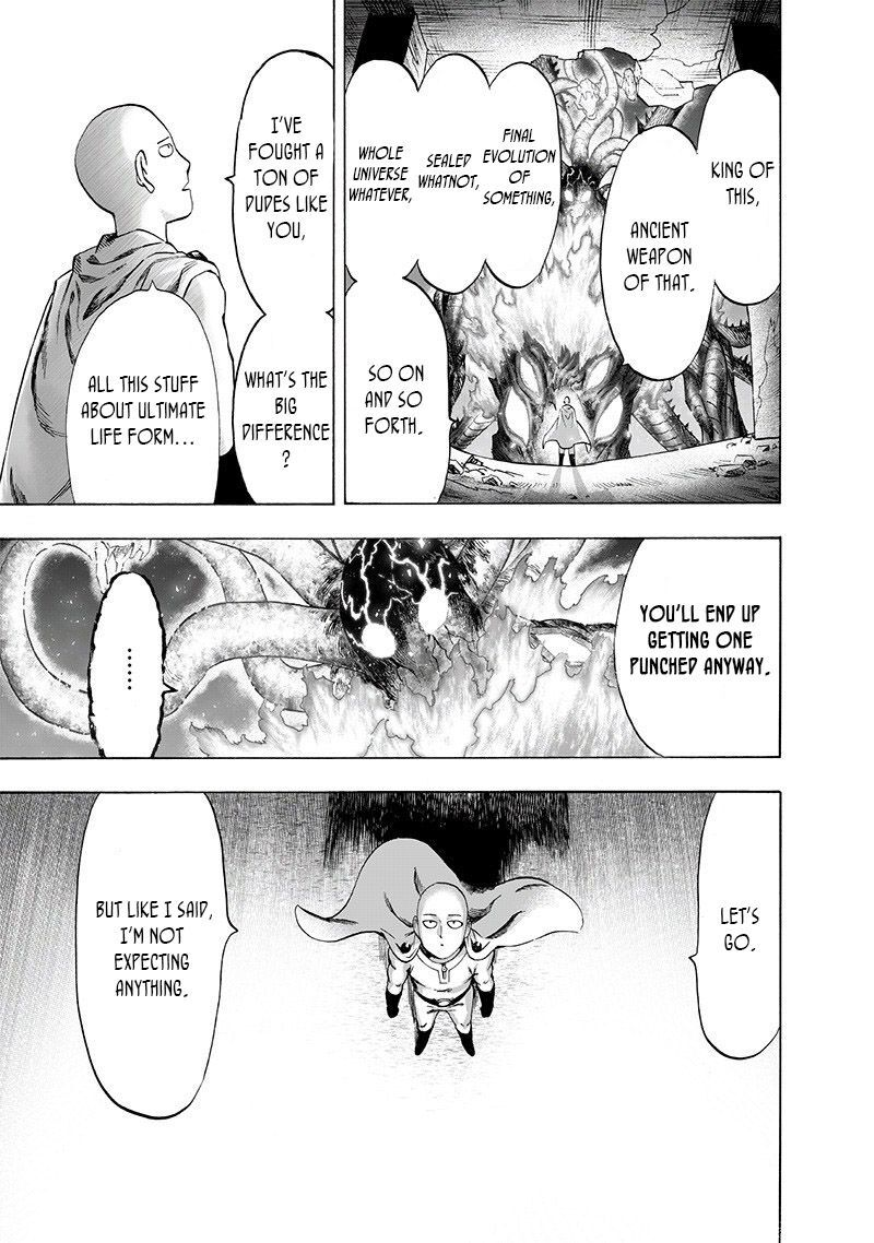 One Punch Man Chapter 108 Read Online Image 17