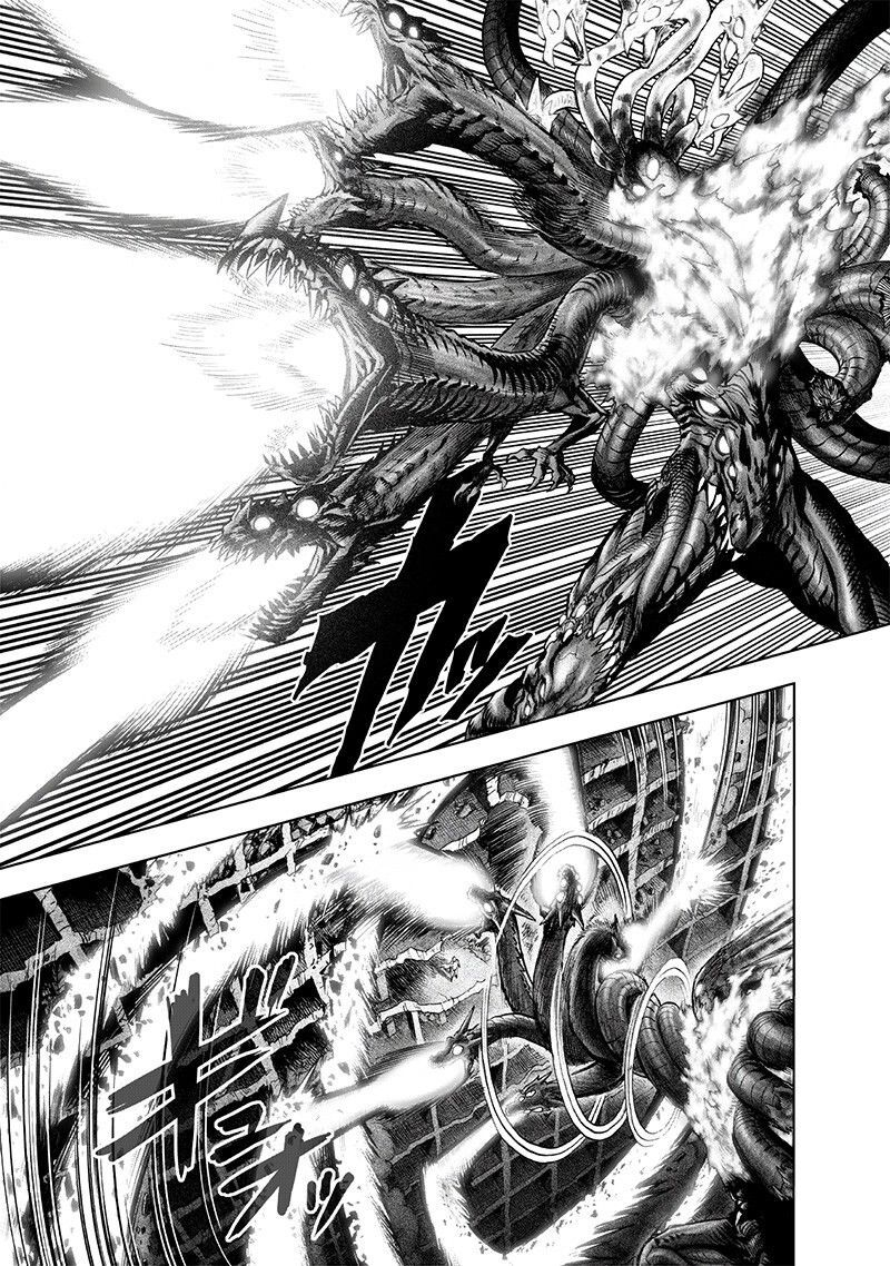 One Punch Man Chapter 108 Read Online Image 20