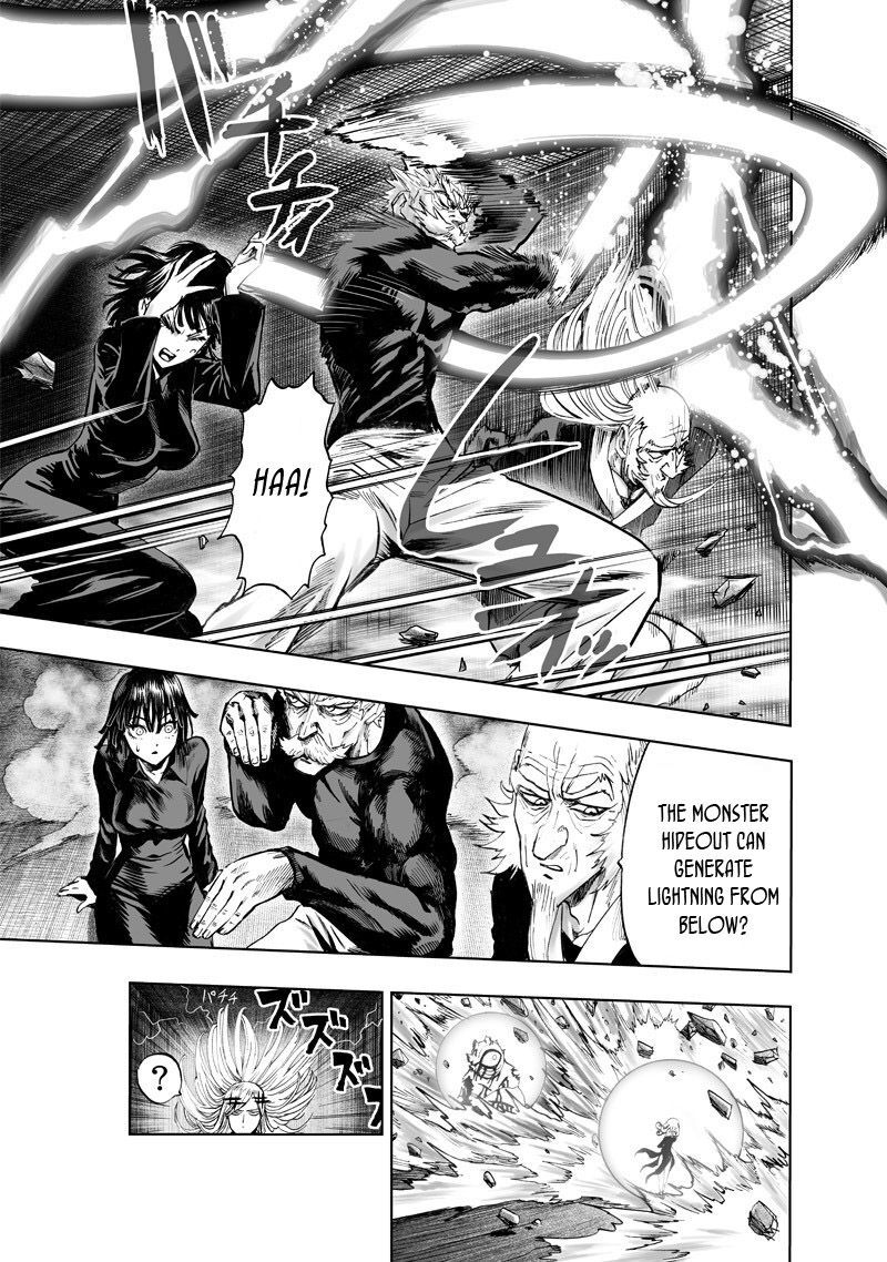 One Punch Man Chapter 108 Read Online Image 23