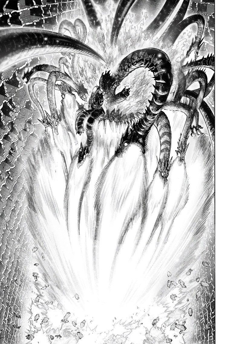 One Punch Man Chapter 108 Read Online Image 31