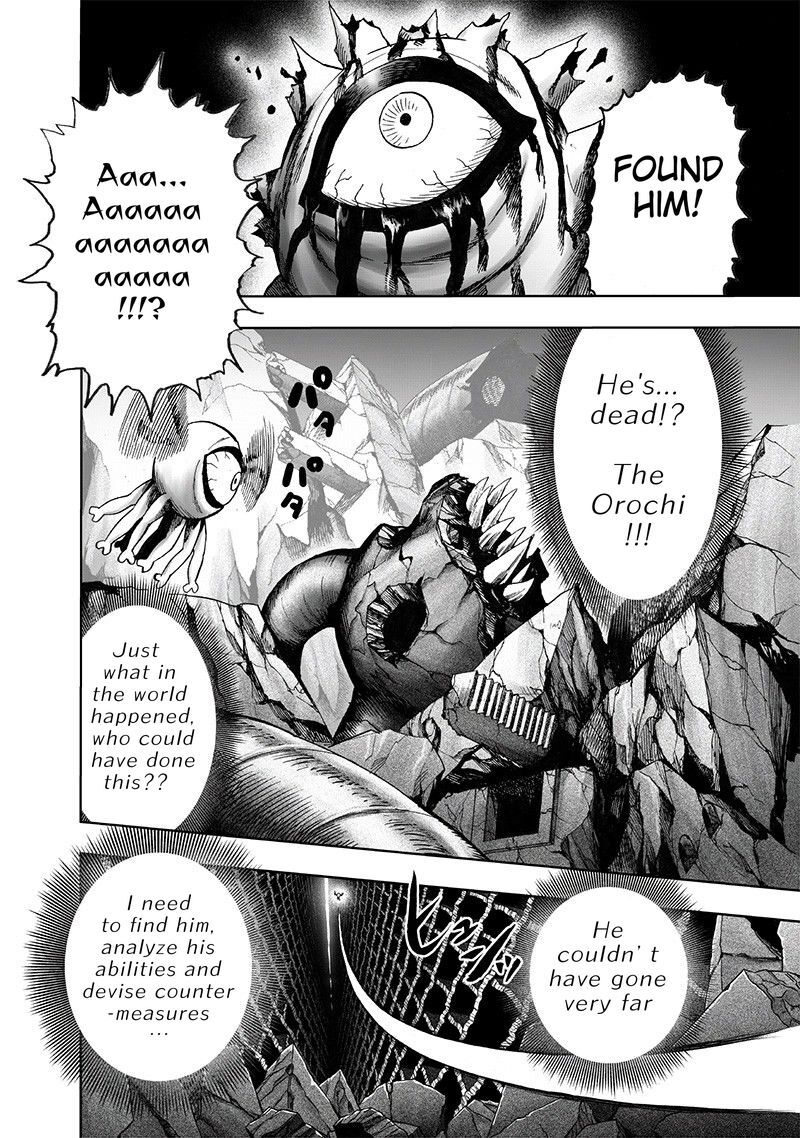 One Punch Man Chapter 109 Read Online Image 2