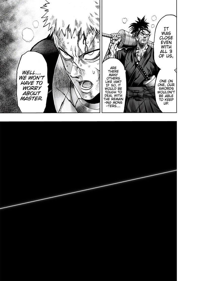 One Punch Man Chapter 110 Read Online Image 5