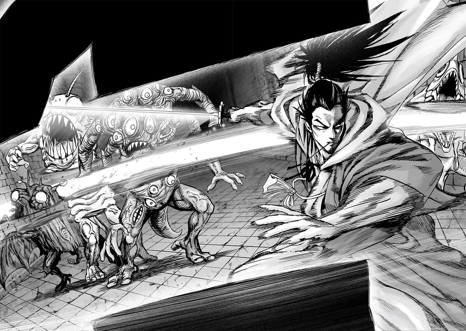One Punch Man Chapter 110 Read Online Image 6