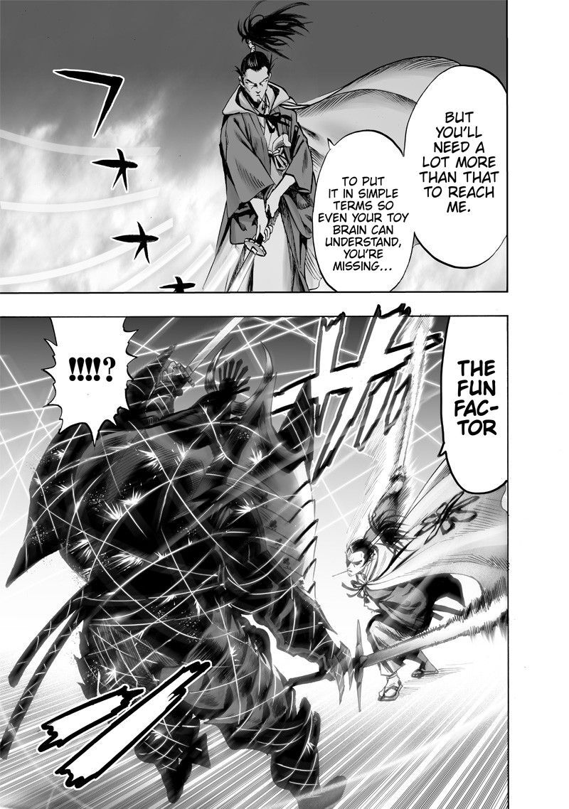 One Punch Man Chapter 110 Read Online Image 16