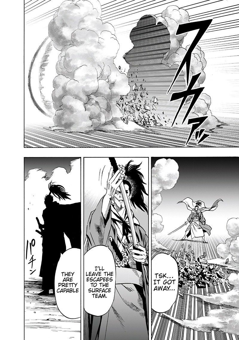 One Punch Man Chapter 110 Read Online Image 19