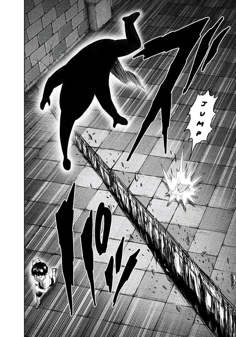 One Punch Man Chapter 110 Read Online Image 25