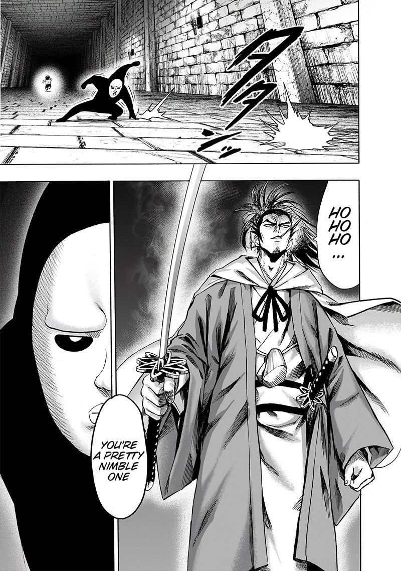 One Punch Man Chapter 110 Read Online Image 26