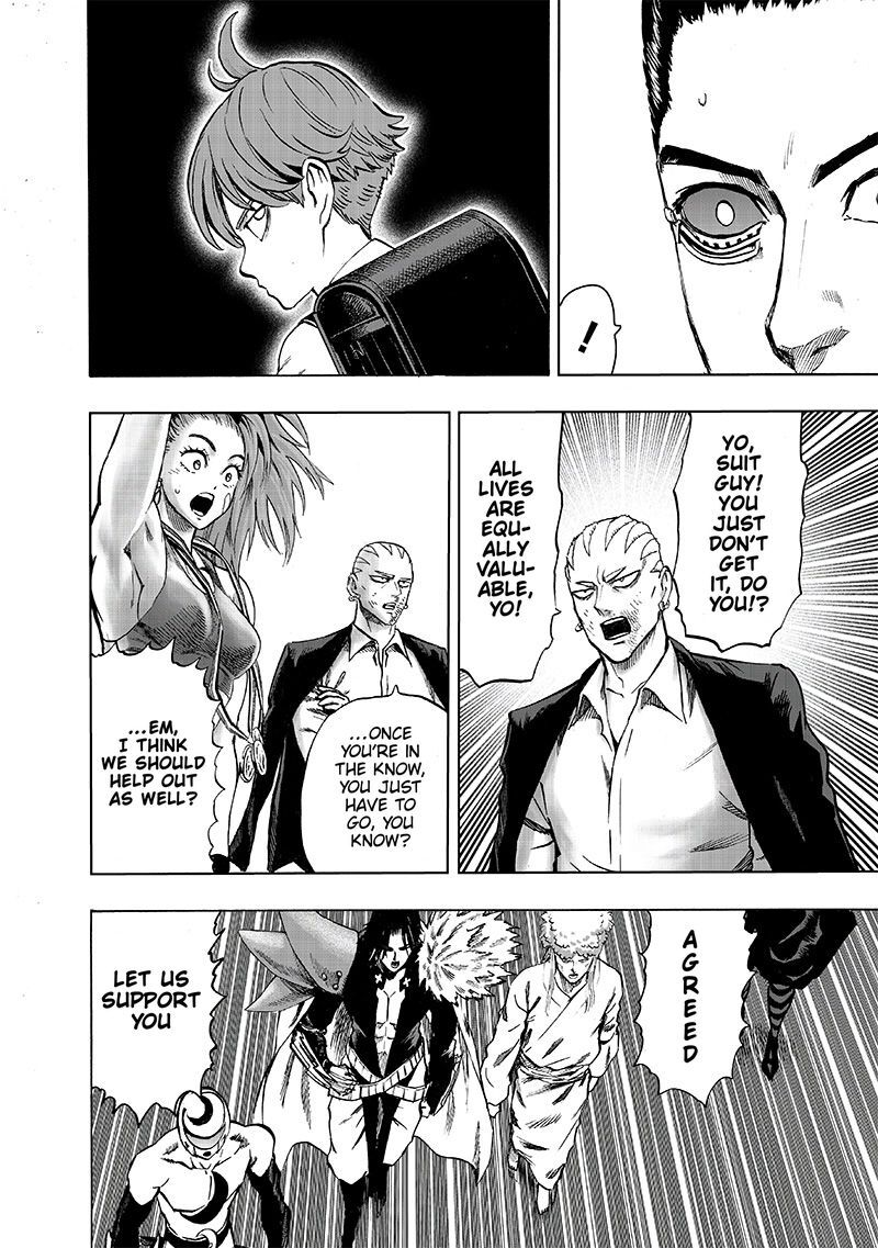 One Punch Man Chapter 111 Read Online Image 12