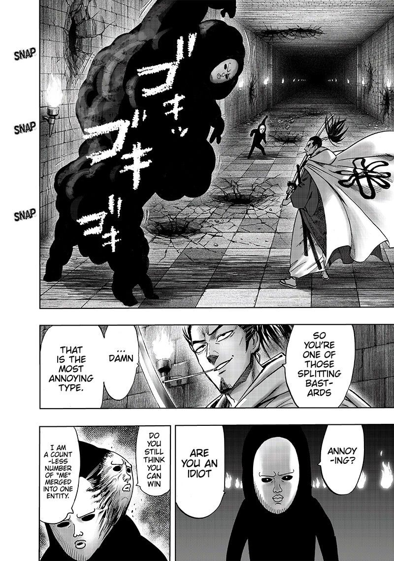 One Punch Man Chapter 111 Read Online Image 20