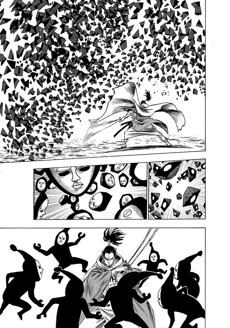 One Punch Man Chapter 111 Read Online Image 23