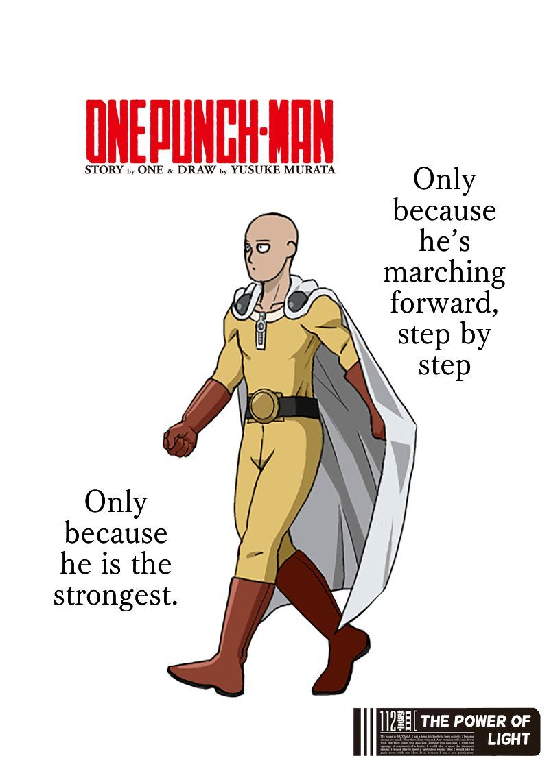 One Punch Man Chapter 112 Read Online Image 7