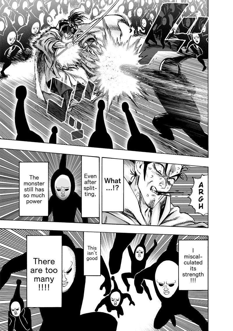 One Punch Man Chapter 112 Read Online Image 8