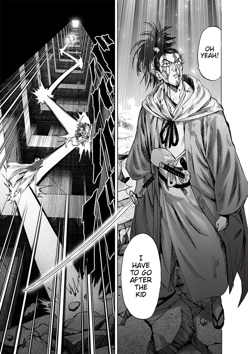 One Punch Man Chapter 112 Read Online Image 14