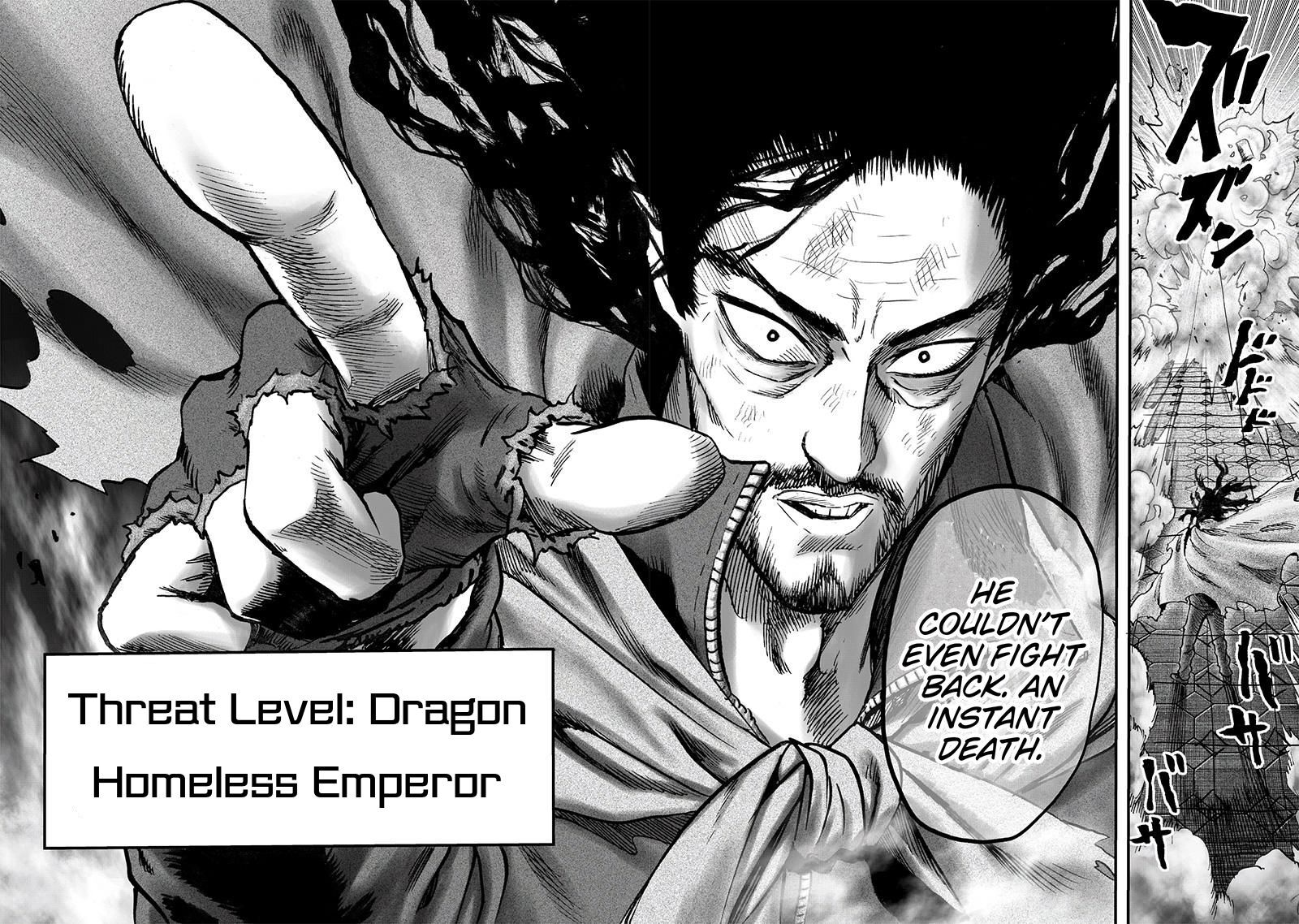 One Punch Man Chapter 112 Read Online Image 24