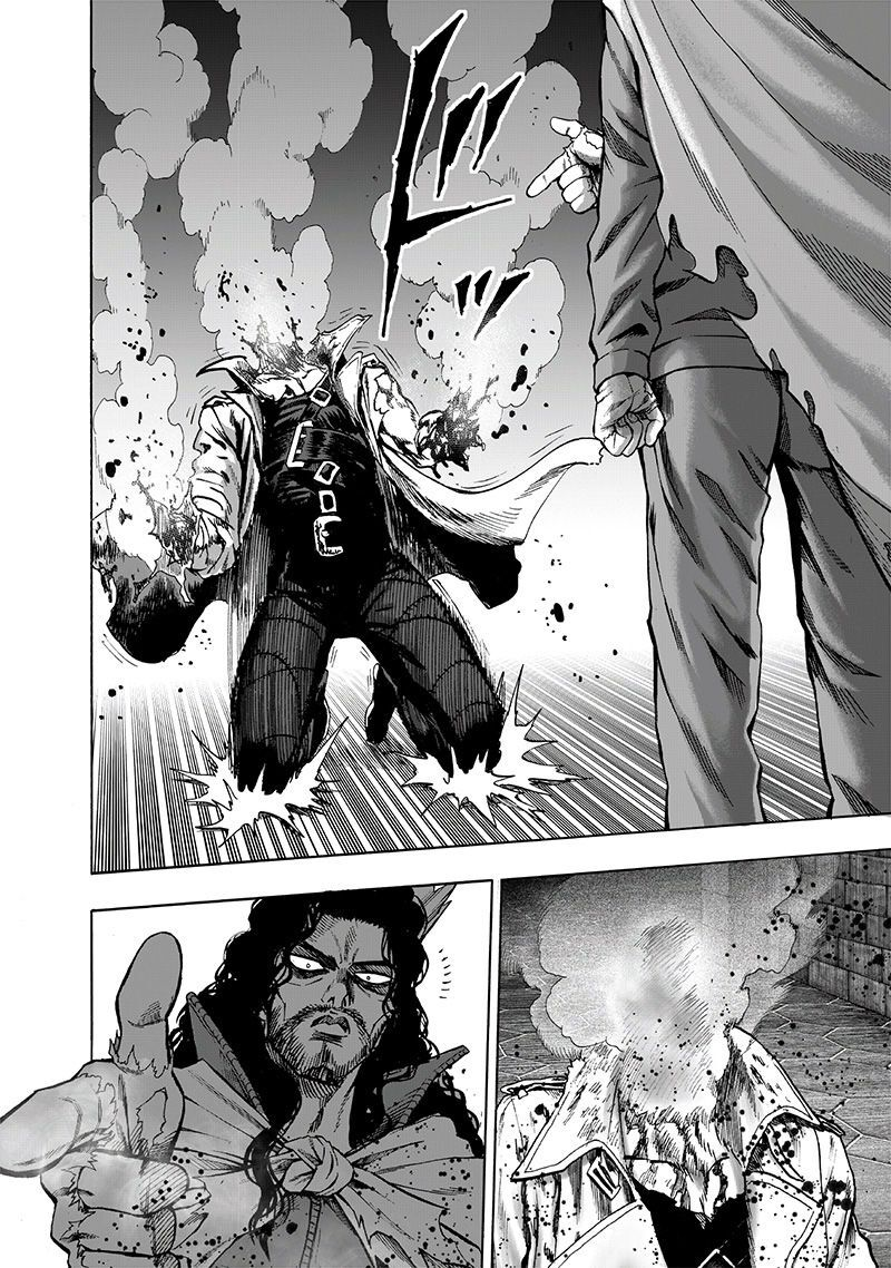 One Punch Man Chapter 112 Read Online Image 27