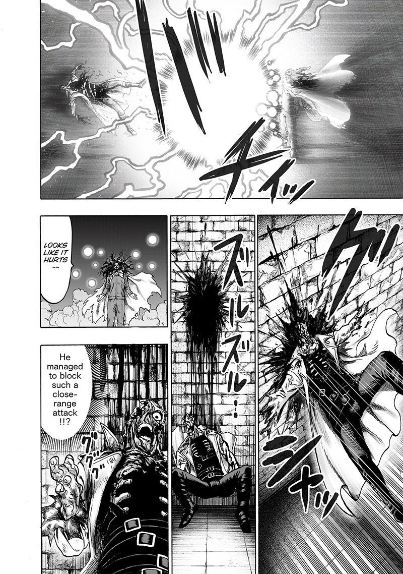 One Punch Man Chapter 112 Read Online Image 29