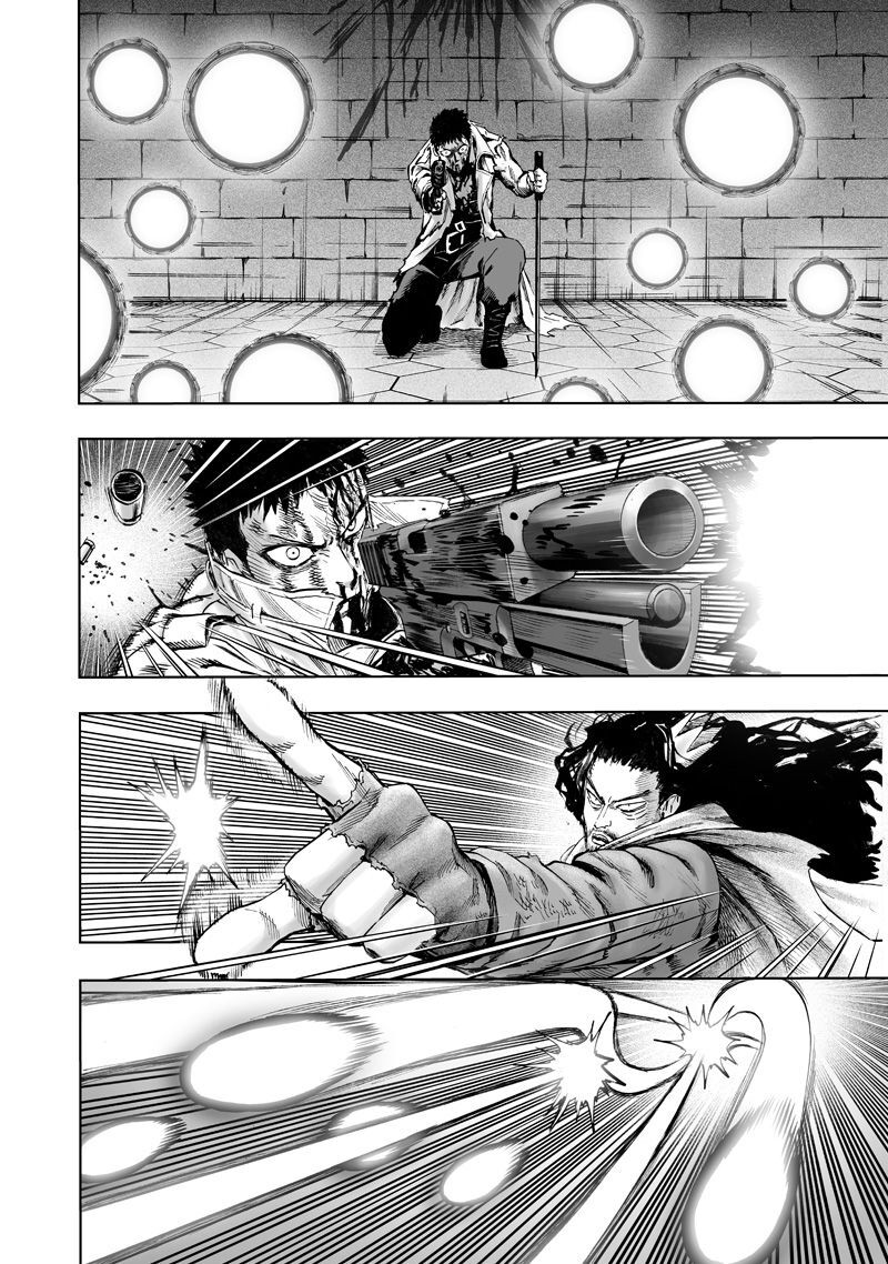 One Punch Man Chapter 112 Read Online Image 31