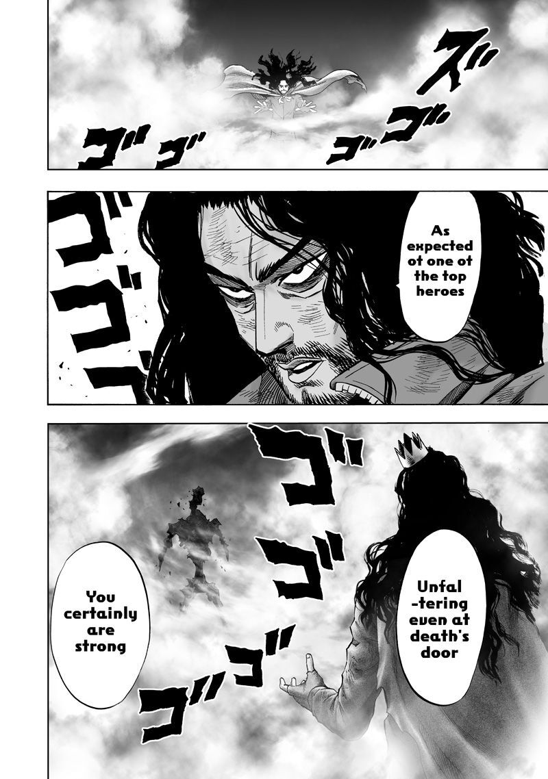 One Punch Man Chapter 112 Read Online Image 33