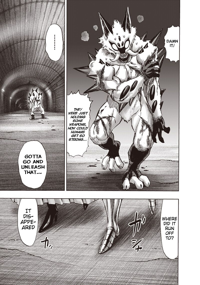 One Punch Man Chapter 114 Read Online Image 11