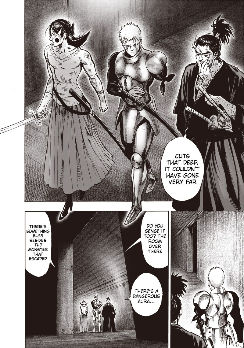 One Punch Man Chapter 114 Read Online Image 12
