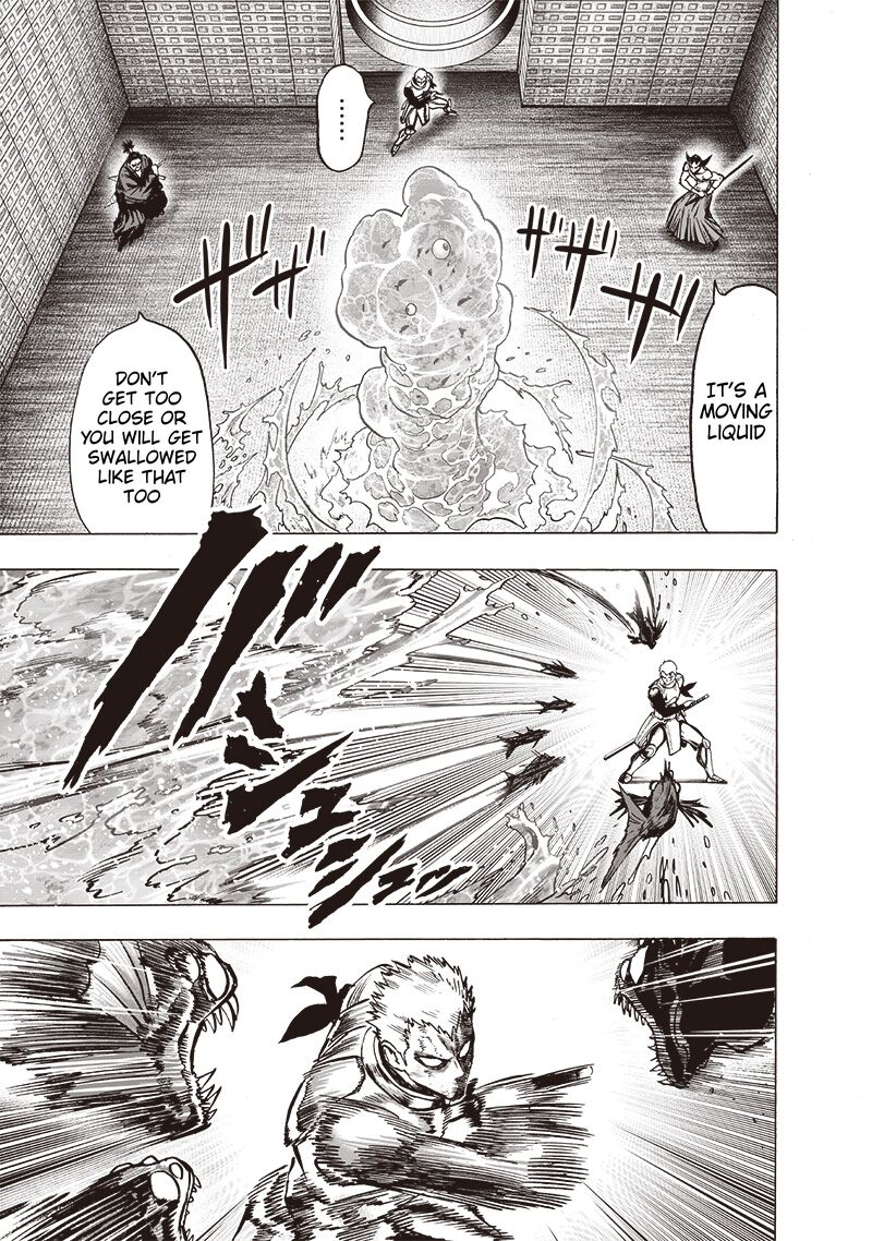 One Punch Man Chapter 114 Read Online Image 17