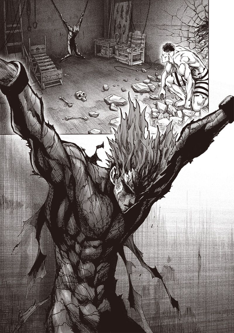 One Punch Man Chapter 115 Read Online Image 3