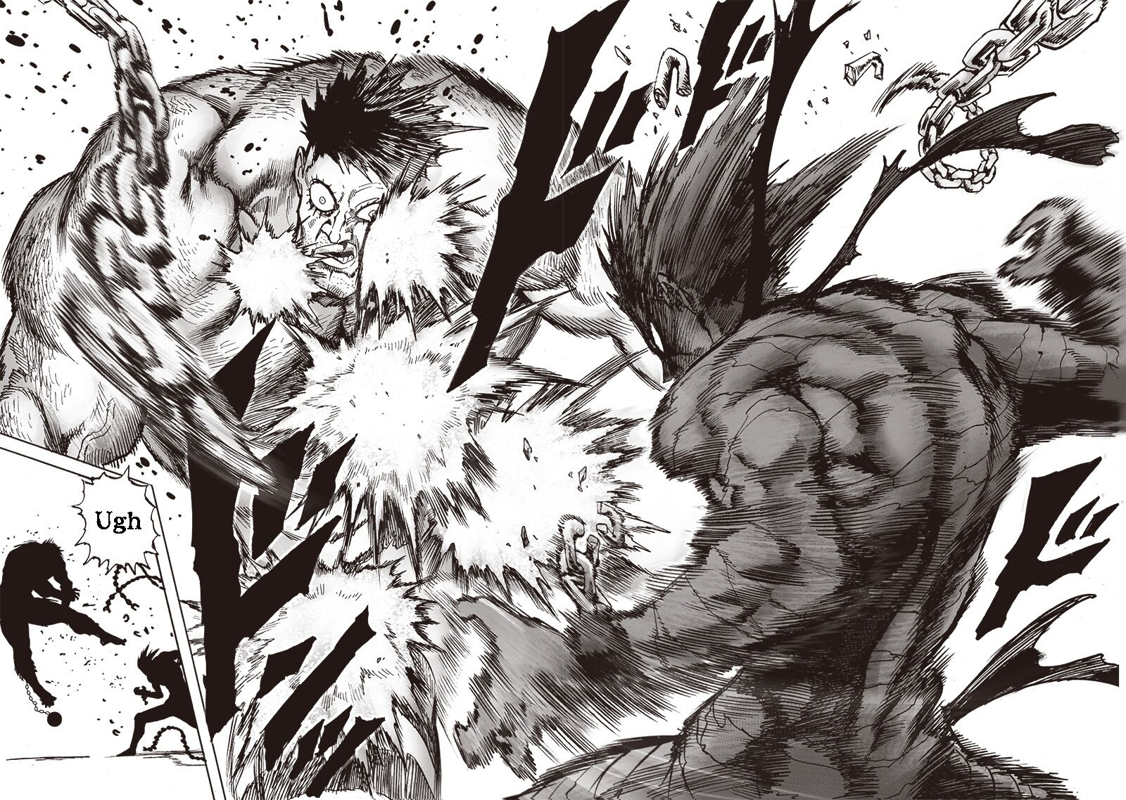 One Punch Man Chapter 115 Read Online Image 6