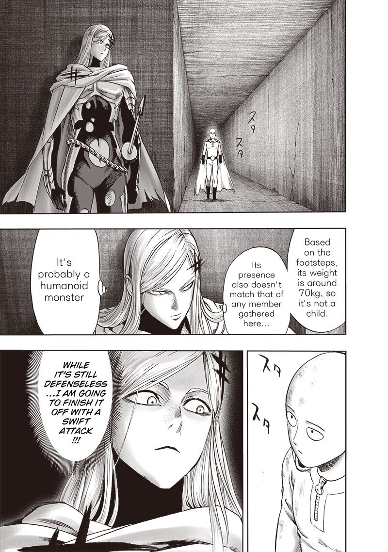 One Punch Man Chapter 115 Read Online Image 12